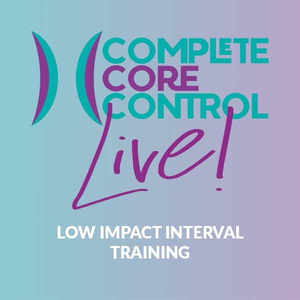 Wednesday Low Impact HIIT with Lizzie – Wednesday 20th January 07:30pm