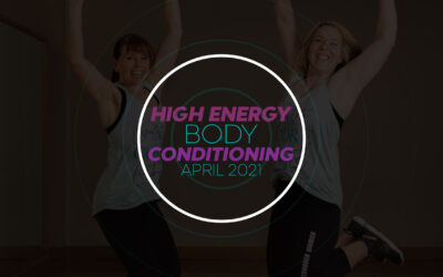 High Energy Body Conditioning Workout with Sarah